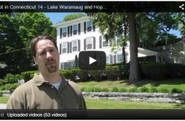 Lake Waramaug and Hopkins Inn   Afoot in Connecticut Preview [Video]