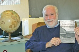 Jim Powers Authors 'Saving the Farm' | As Featured in The Day