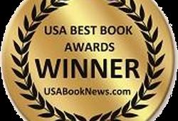 The Crucifixion Wins USA Book Award