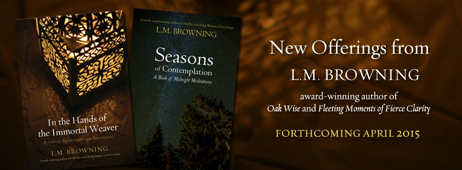 New Offerings from L.M. Browning