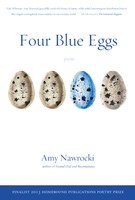 Four Blue Eggs Cover Second Edition-store