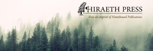 Welcome Hiraeth Press!