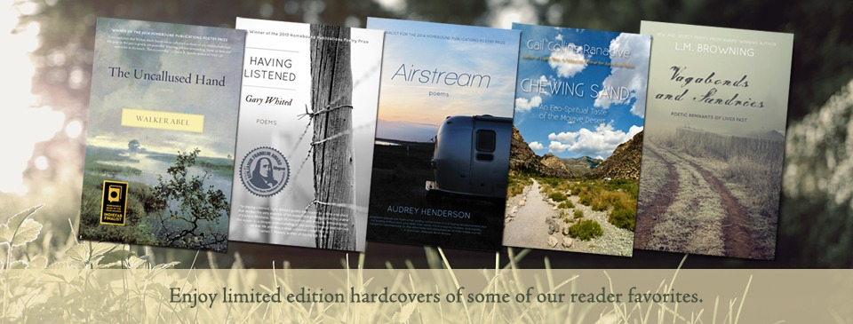 Limited Edition Hardcovers