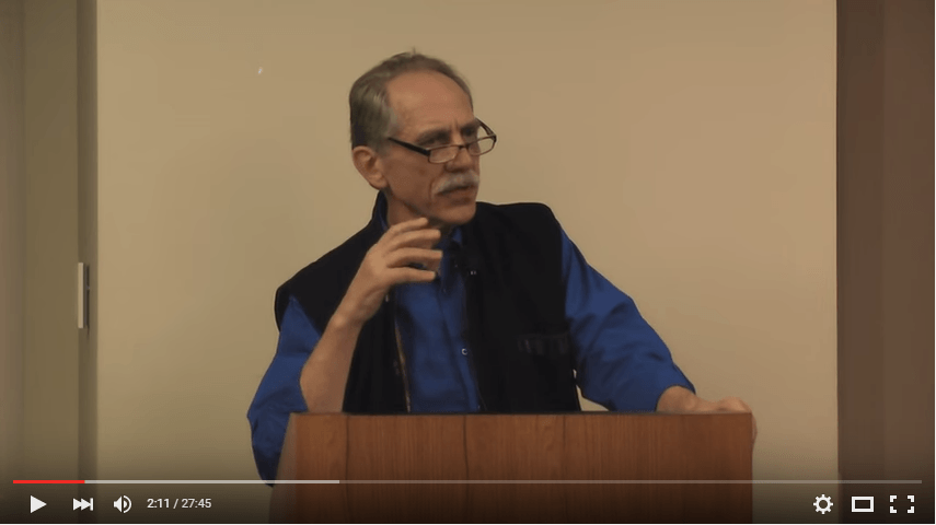 Gary Whited at Suffolk University [Video]