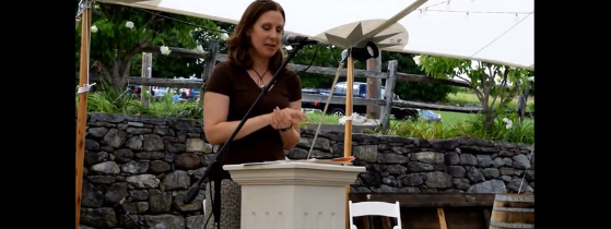 Amy Nawrocki Reads from Reconnaissance [Video]