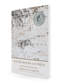 Water Rocks Trees 3d with medal-250-store