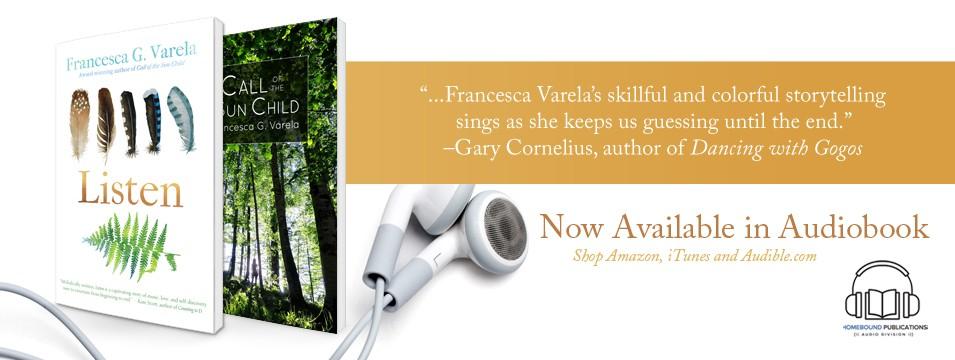 Francesca G. Varela   Audiobook Release