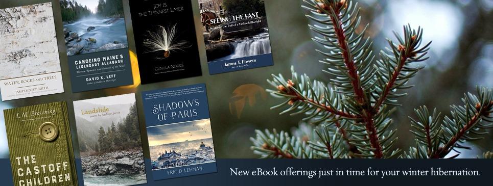 New ebook Offerings