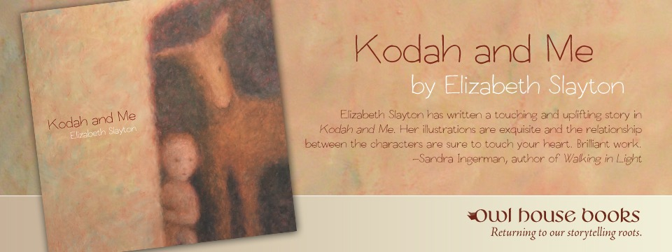 Kodah and Me by Elizabeth Slayton