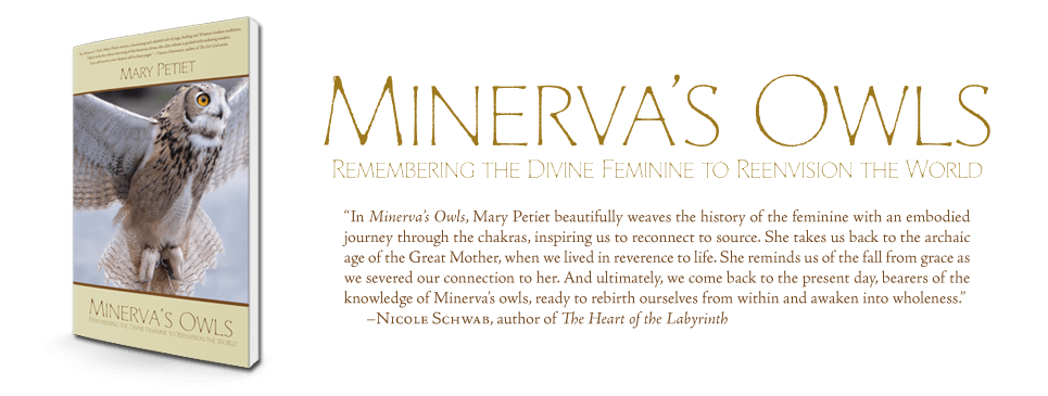 Minerva's Owls by Mary Petiet