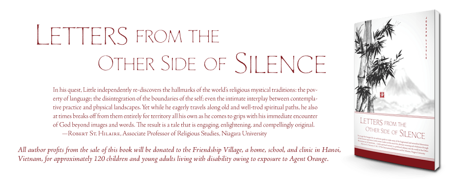 Letters from the Other Side of Silence by Joseph Little