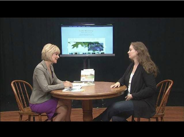 Ann Nyberg Interview Press Founder L.M. Browning [Video]