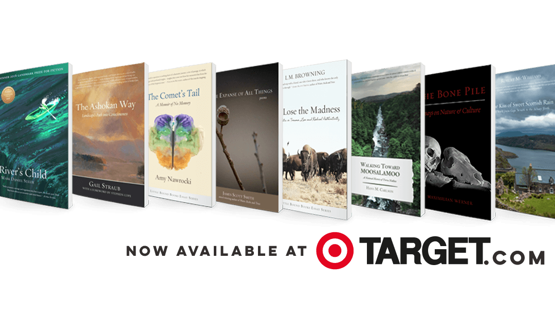 Look for our Books at Target.com!