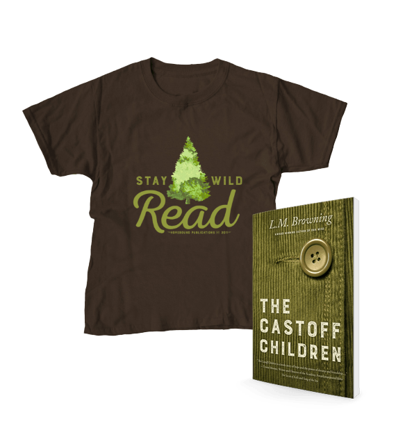 The Castoff Children with Youth Tee Gift Set