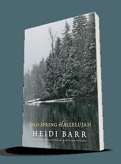 Cold Spring Hallelujah by Heidi Barr