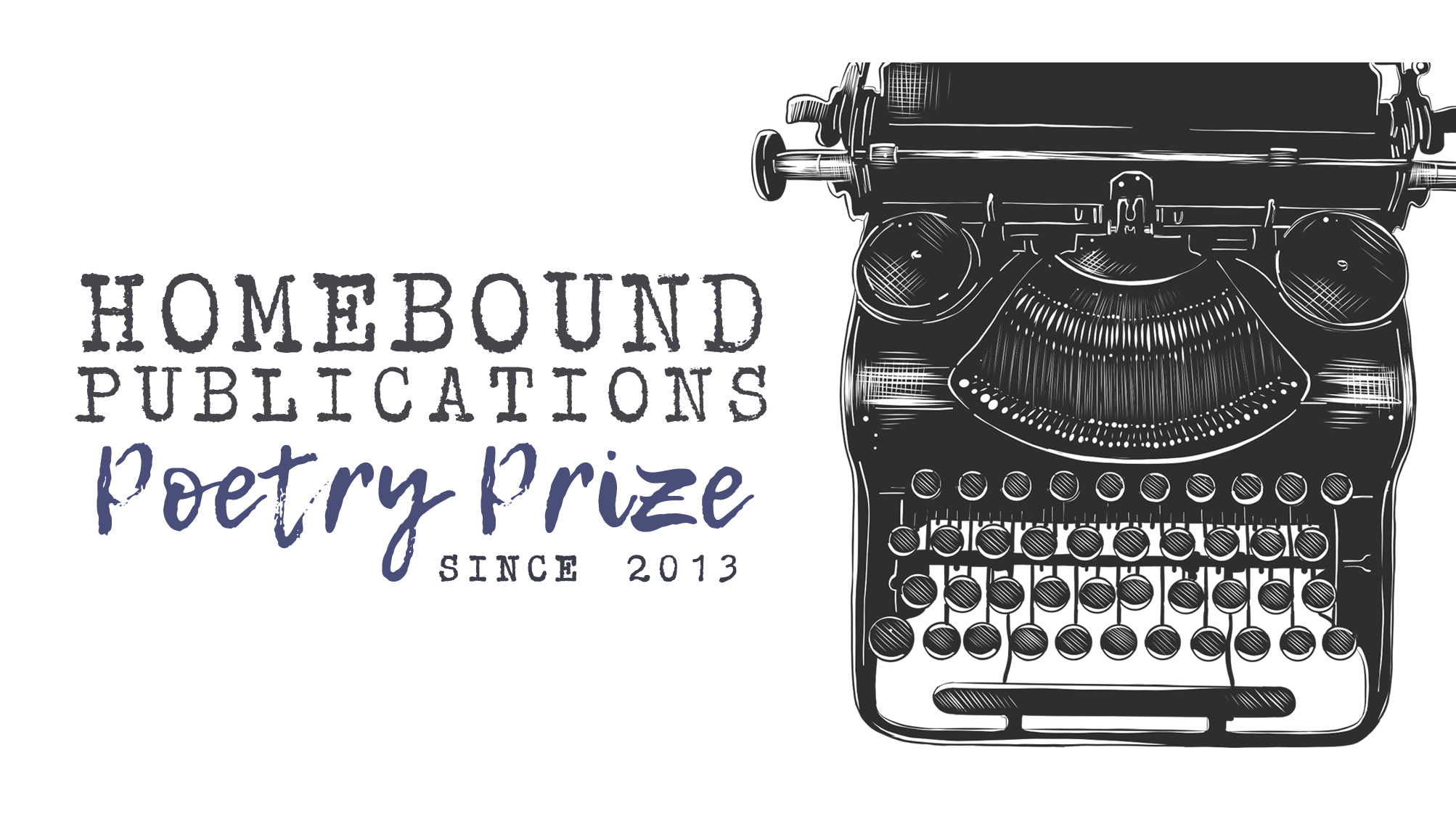 Homebound Publications Poetry Prize | Homebound Publications
